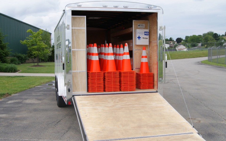 Top 3 benefits of using traffic safety cones