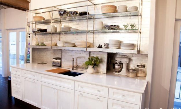 Kitchen renovation would increase your mood