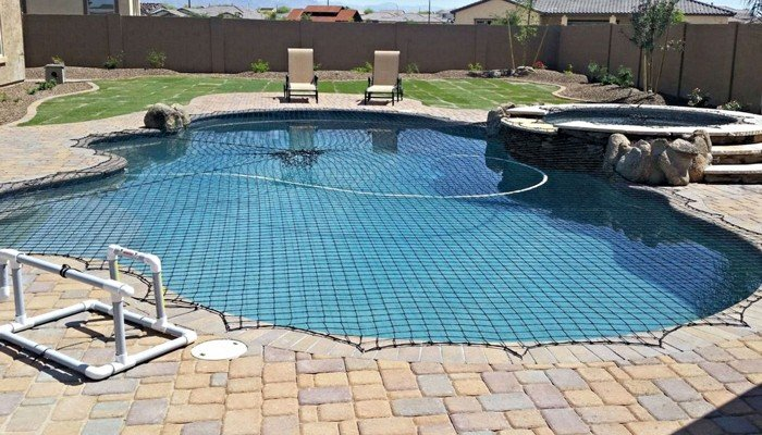 North VA Vinyl Pool Fence Contractor