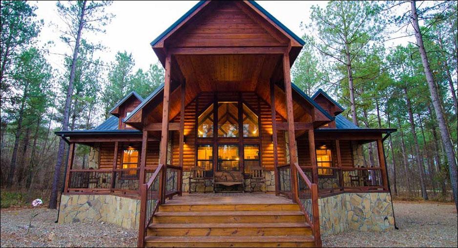 beavers bend cabin rentals