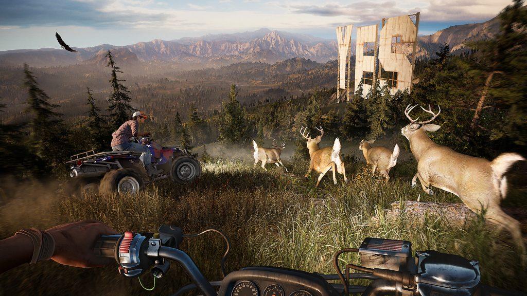 Far cry 5 scaricare