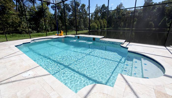 North VA Vinyl Pool Fence Contractor