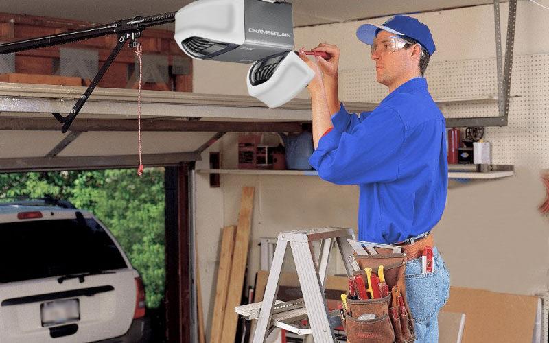 Qualified Garage Door Repair Firm